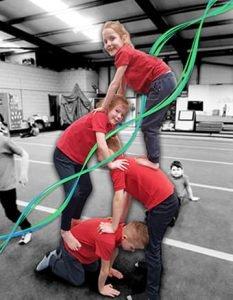Kid-Tower-Ribbon-Citadel-Gymnastics-Donegal
