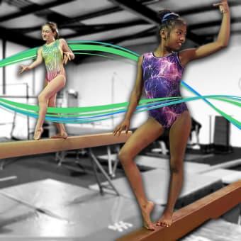 Teen-Girl-Gymnasts-Ribbon-Citaldel-Gymnastics-Donegal