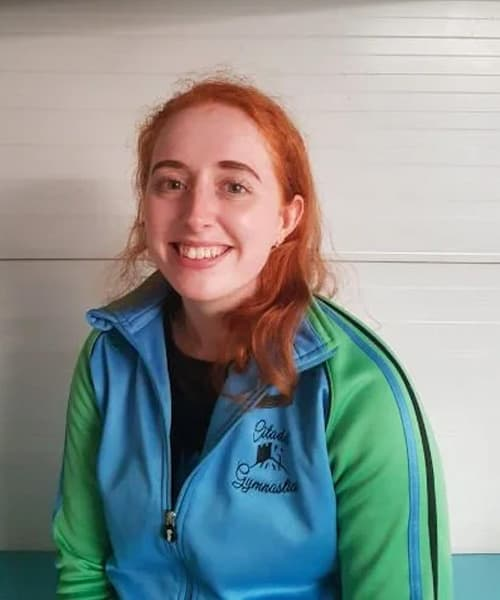 Amber-assistant-manager-and-coach-citadel-gymnastics-letterkenny-donegal