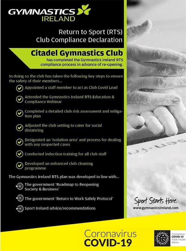 Citadel-Gymnastics-COVID-Policy