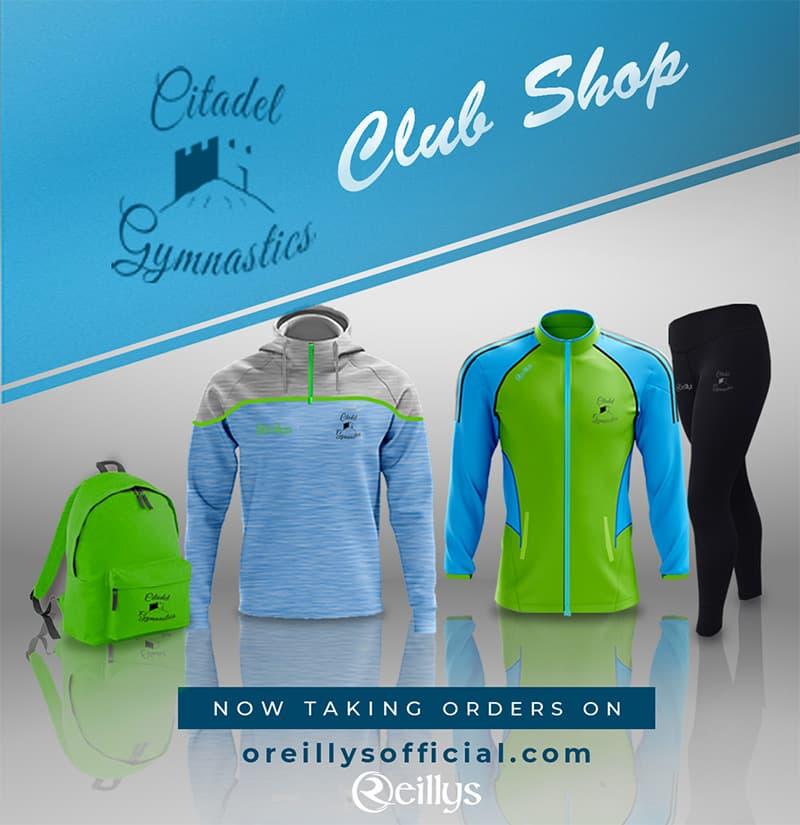 Citadel-Gymnastics-Donegal-O-Reillys-Club-Shop