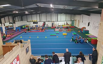 Citadel-Gymnastics-Letterkenny-Facilities
