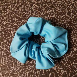 Hair-Scrunchie-Single-Blue-Citadel-Gymnastics-Donegal