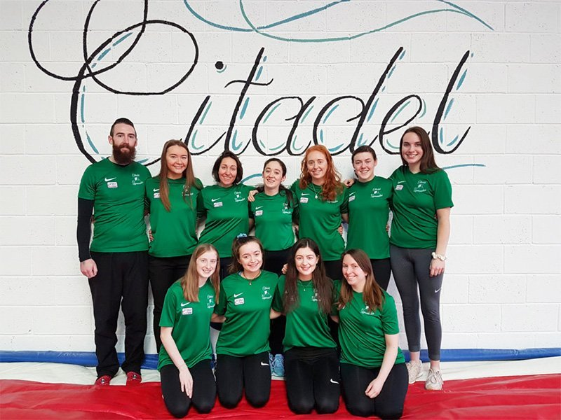 The-Coaching-Team-Citadel-Gymnastics-Donegal