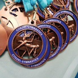 citadel-gymnastics-competitions-bronze-medals