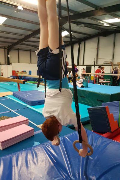 Adults recreational gymnastics